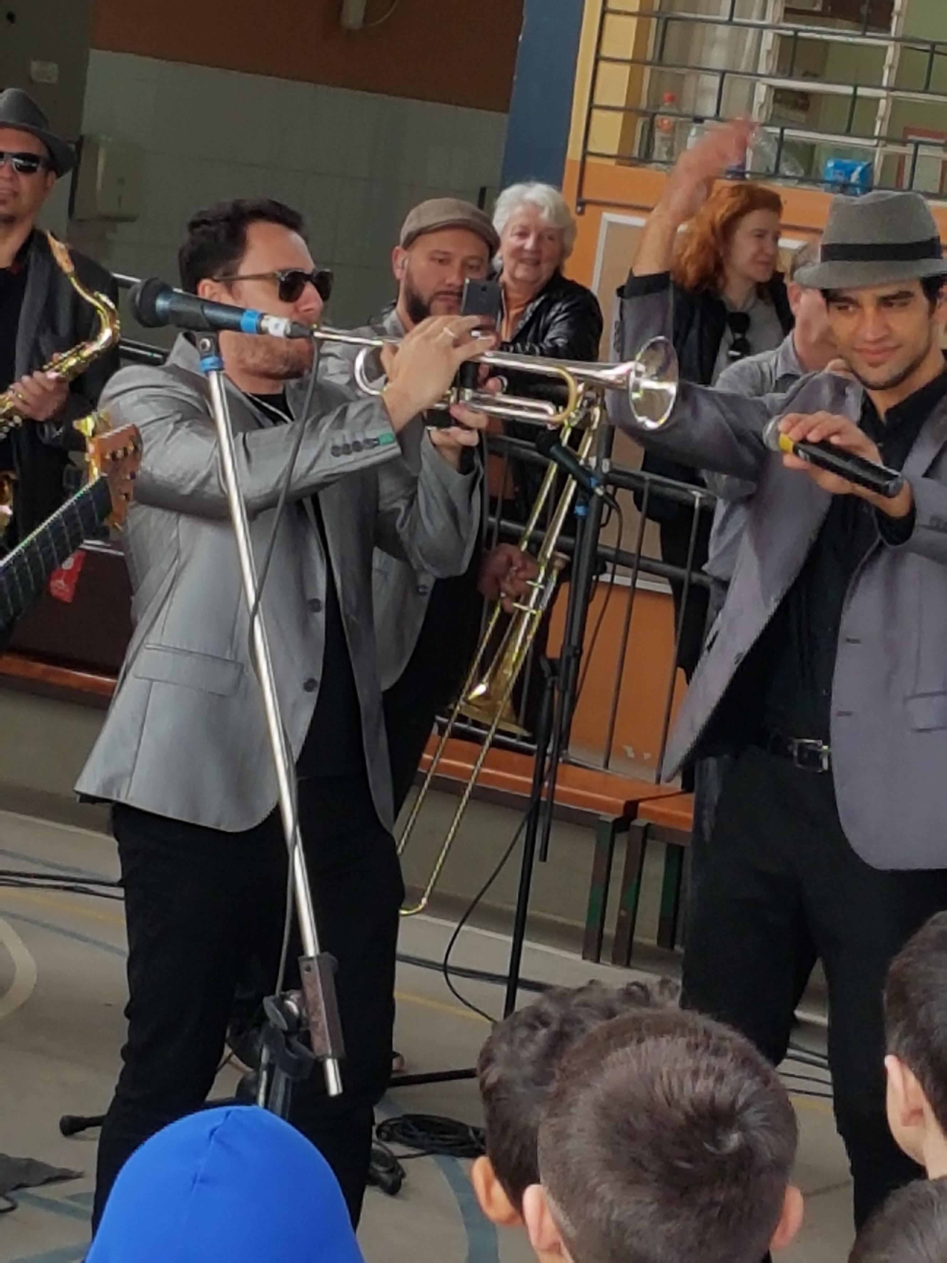 Henrique Dvulhatik - Trompete