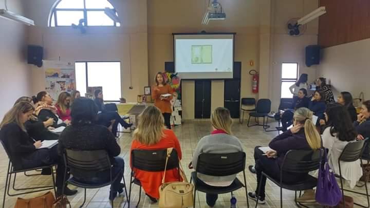 Durante essa semana o NRE-SF, aconteceram os encontros de formação para as Equipes Gestoras e professores das nossas unidades.