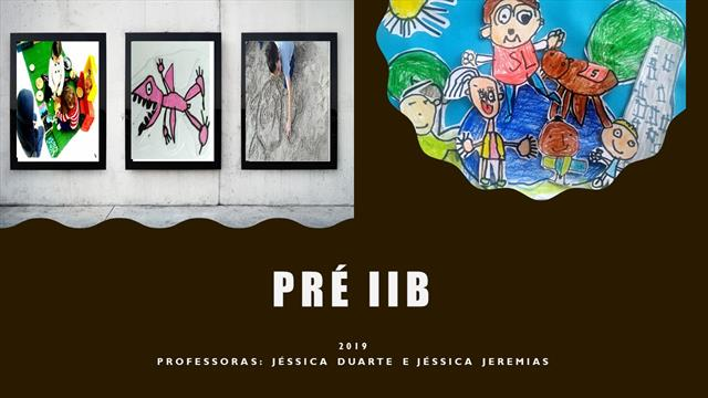Propostas realizadas pelo Pré II-B