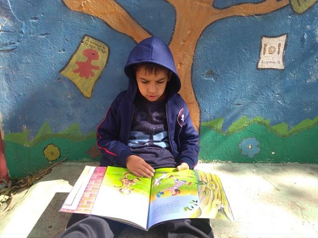 O prazer pela leitura