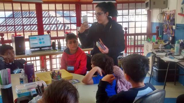 Estudantes da UEI visitam Farol do Saber e Inovação