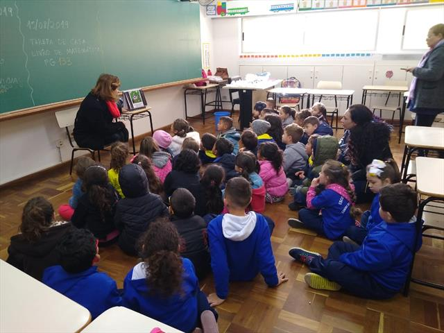 Transição para o Ensino Fundamental