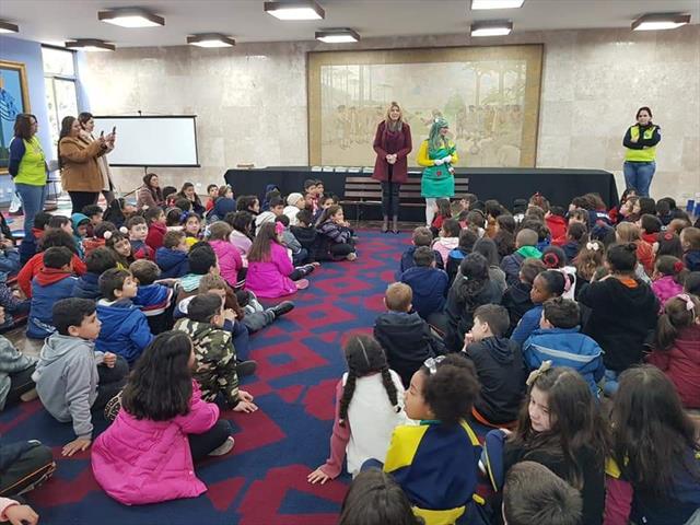 Programa Linhas do Conhecimento Promove Aula de Campo na Prefeitura