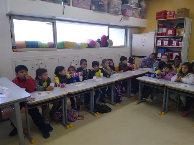 Transição da Educação Infantil