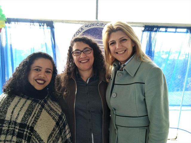 Michele Prado, Simeia A. Brasileiro, Maria Silvia Bacila