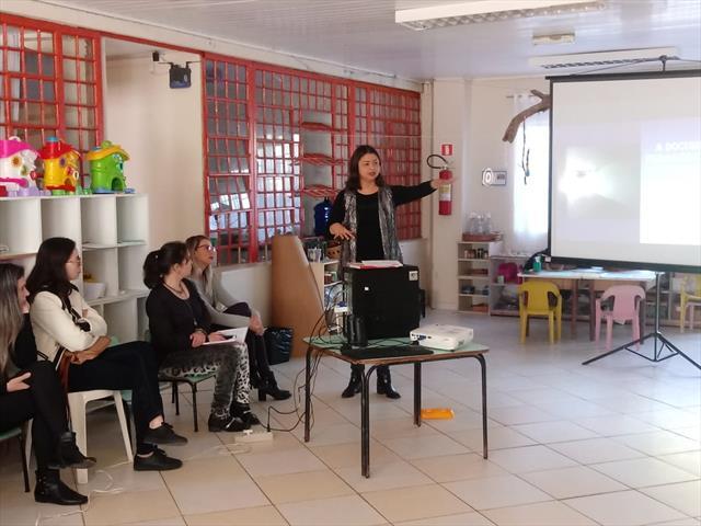 A documentação pedagógica como instrumento para a reflexão sobre a prática pedagógica