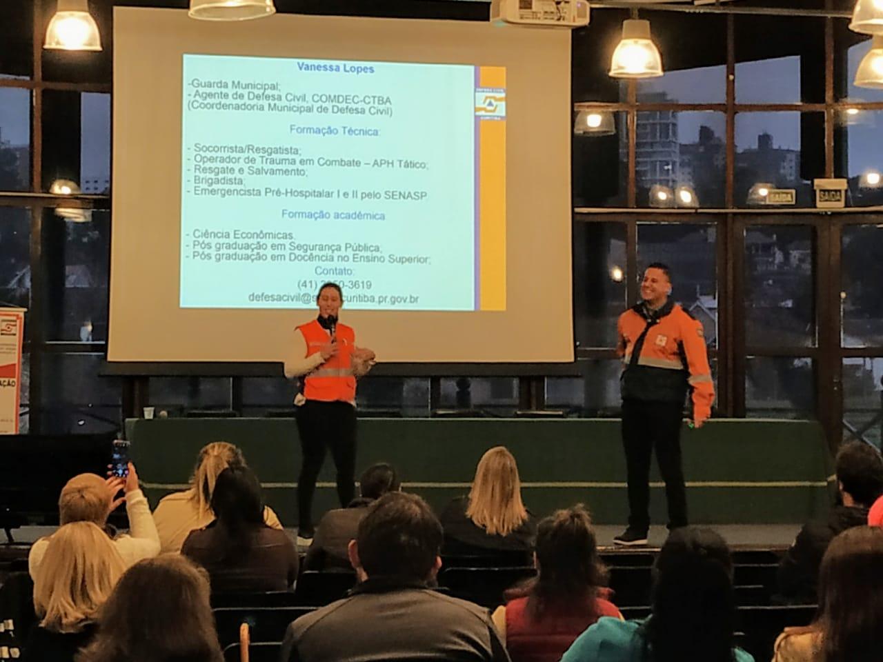 Educação inicia curso sobre Prevenção de Acidentes e Primeiros Socorros no Ambie