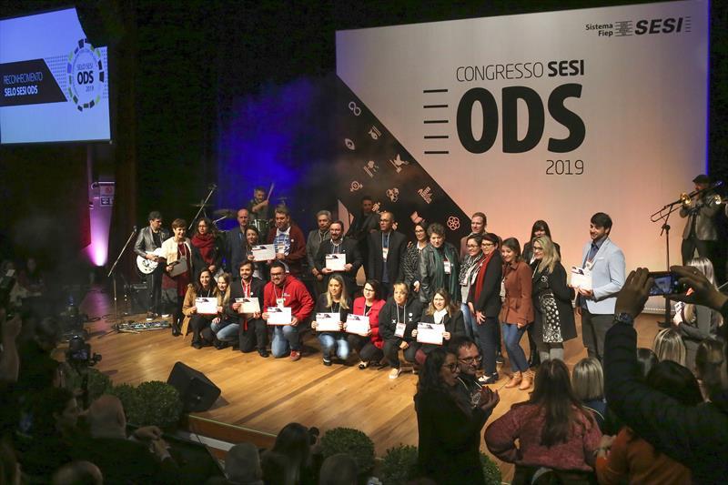 Projetos da Prefeitura ganham o Selo Sesi ODS