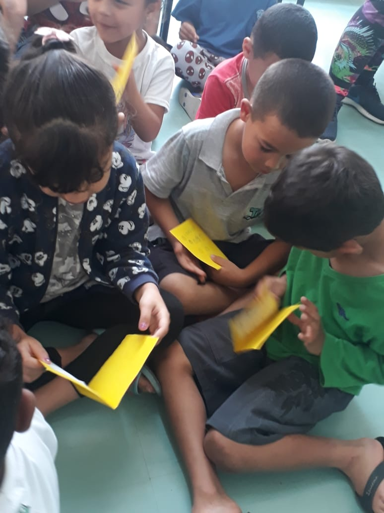 Transição Escolar: preparando para um novo ciclo