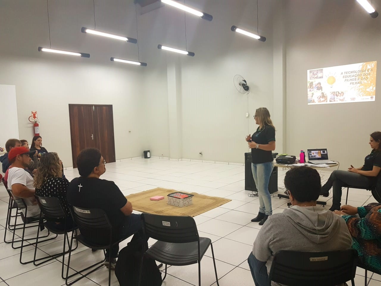 4º Encontro da Escola de Pais na regional Boa Vista