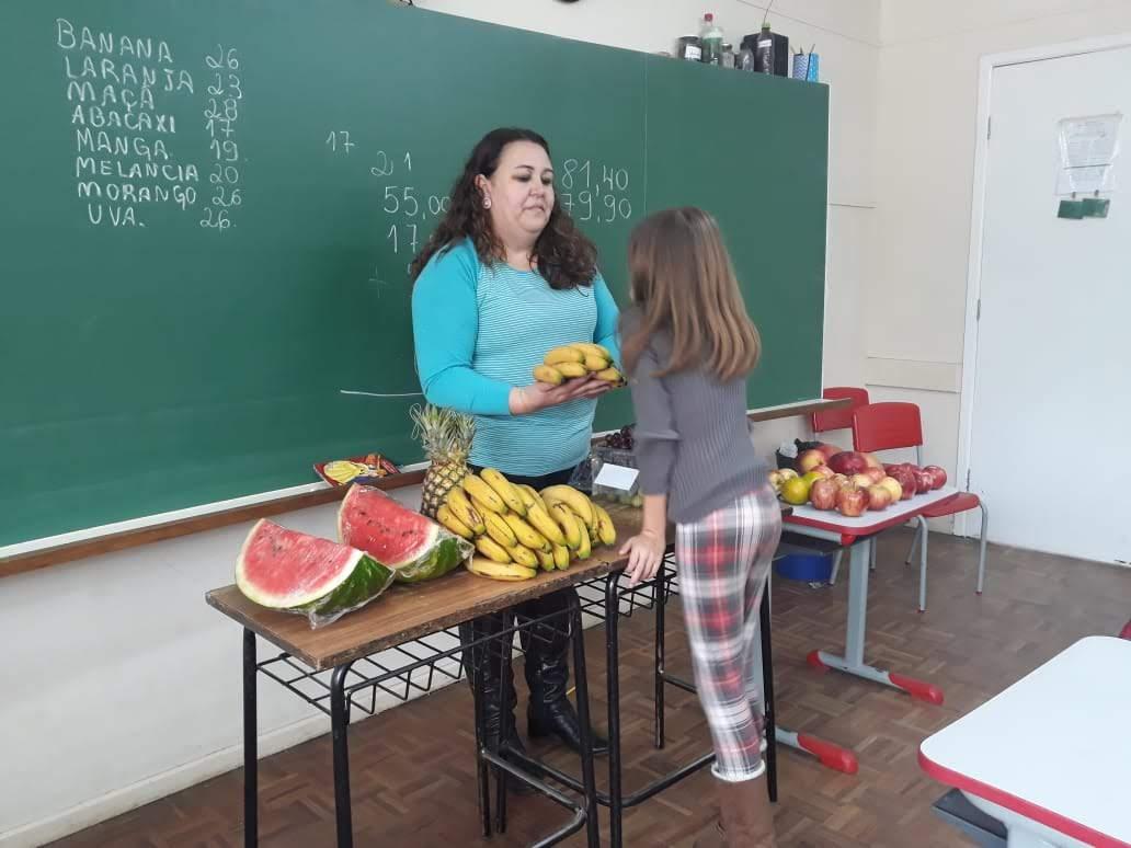 aula de campo