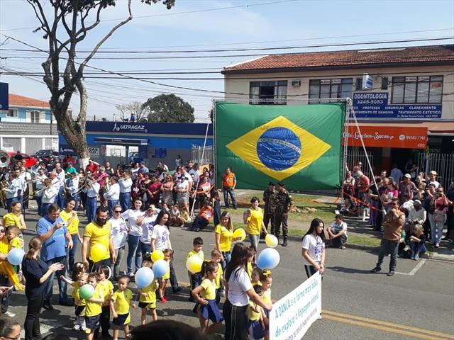 Desfile Cívico Militar NRE-PR