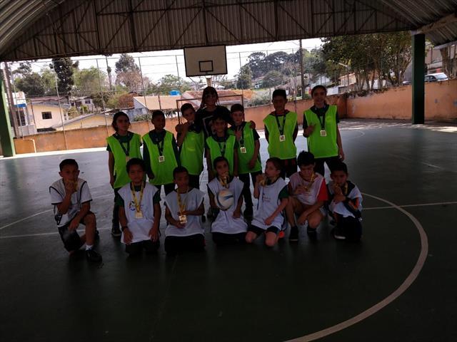 Campeonato de futebol 5º anos