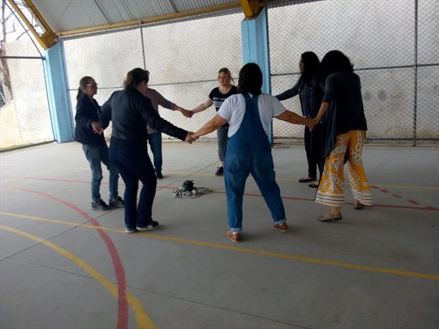 Sábados de diversão com Programa Comunidade Escola