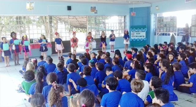 Cooperando com a Educação - EM CEI Doutel de Andrade