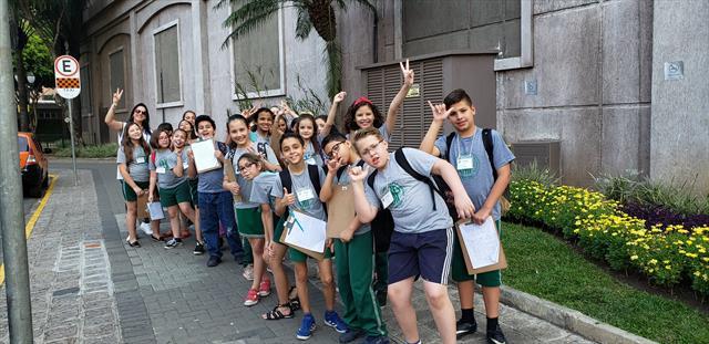 Museu Ferroviário - EM Paranaguá - Linhas do Conhecimento
