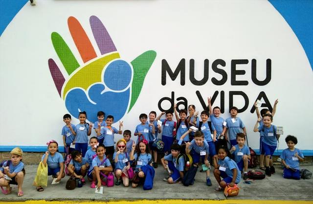 Visita ao Museu da Vida