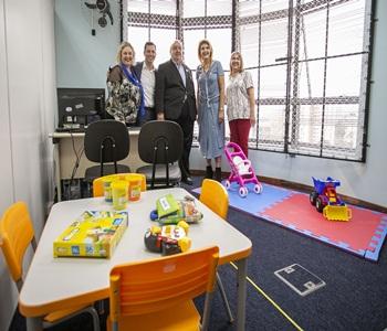 Curitiba ganha centro para autismo