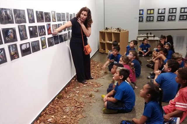 Boa Vista na IV Bienal de Arte/Educação