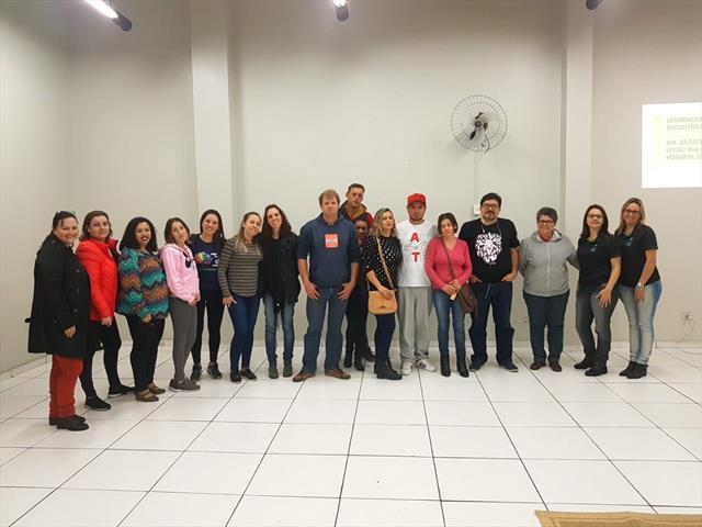4º Encontro da Escola de Pais na regional Boa Vist