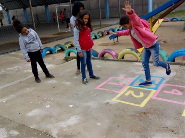Comunidade Pilarzinho tem sábado agitado apesar do