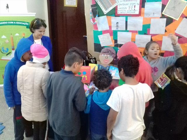 Projeto Cooperando com a Educação da Unimed - Boa Vista