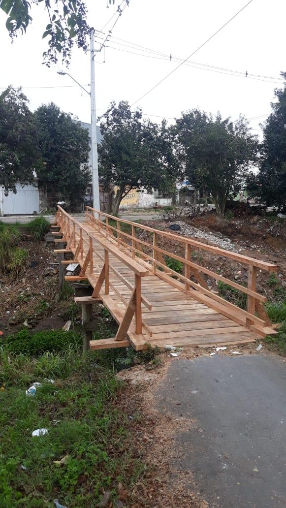 Revitalização da ponte