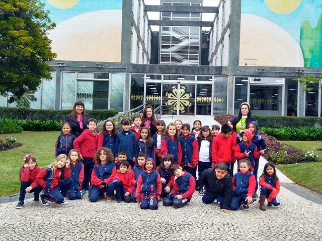 Conhecendo a Prefeitura EM Ana Hella - Programa Linhas do Conhecimento
