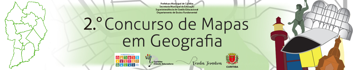 Regulamento do 2º Concurso de Mapas em Geografia