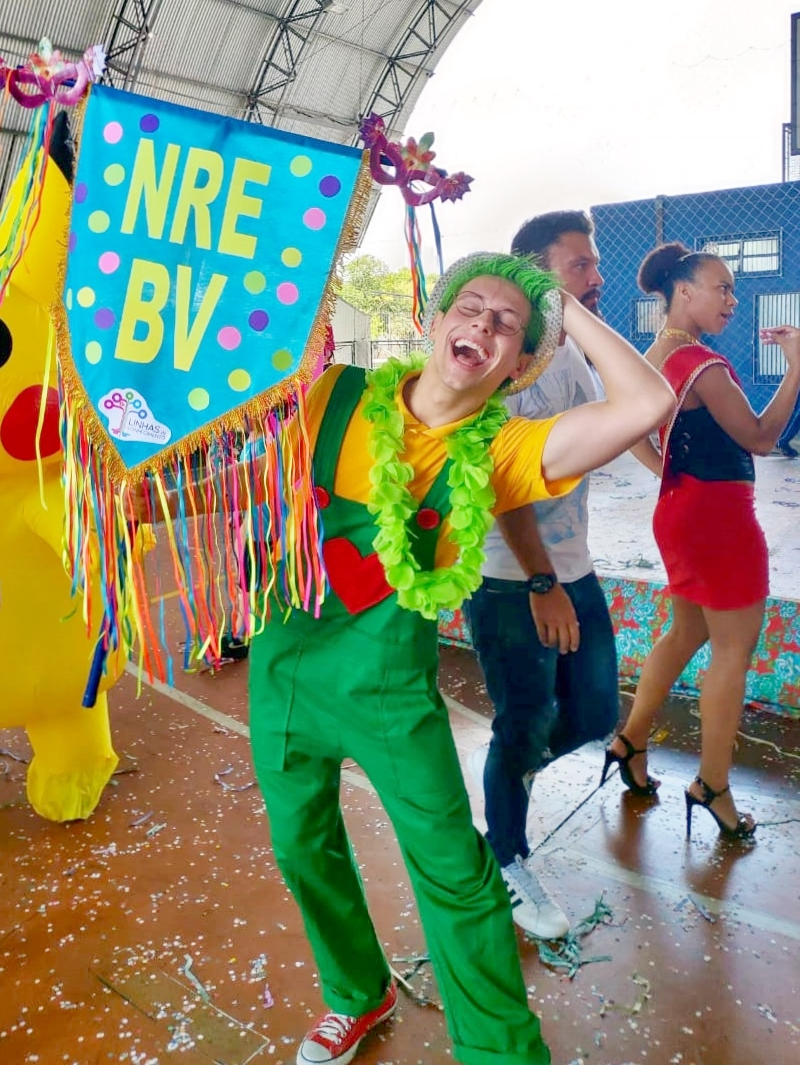 Aula de Samba na Regional Boa Vista - 2020