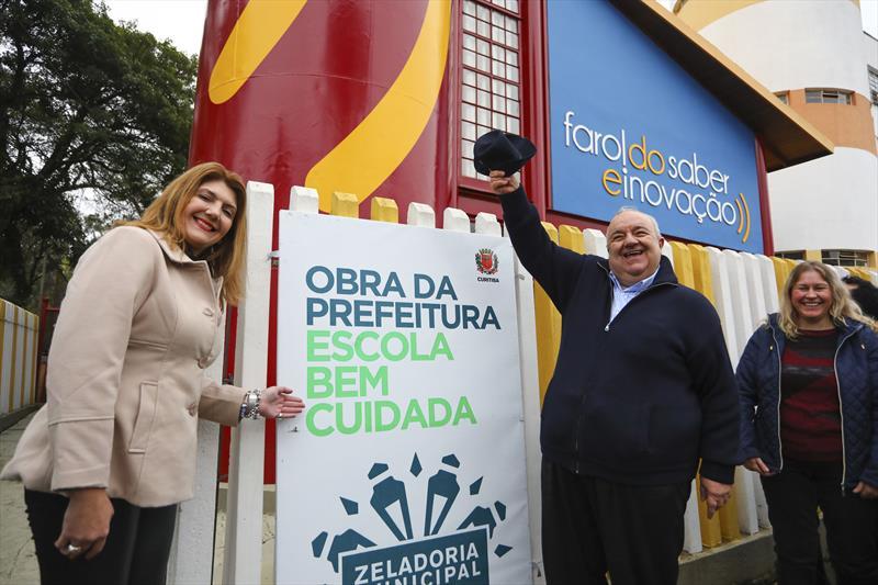 Farol do Saber e Inovação Fernando Amaro de Miranda
