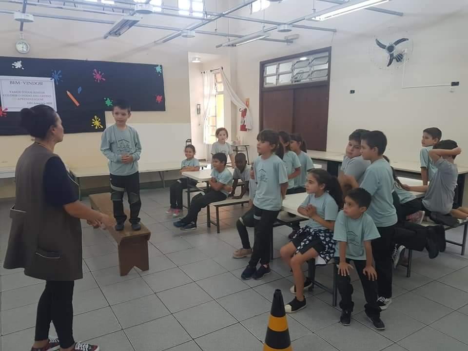 UEI Araucária - Práticas educativas em tempo livre