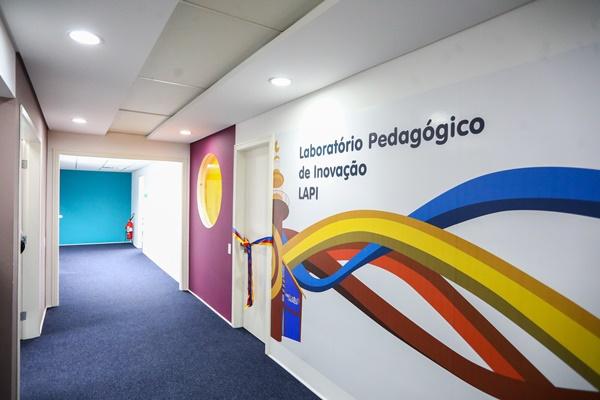 Laboratório Pedagógico de Inovação (Lapi). Foto: