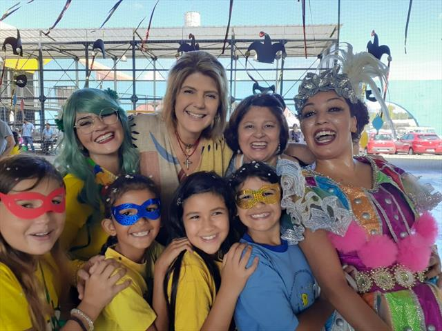 Aula de cultura brasileira