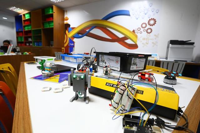 Laboratório Pedagógico de Inovação - LAPI