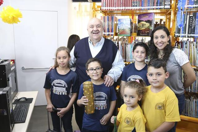 Farol do Saber e Inovação Luís de Camões.