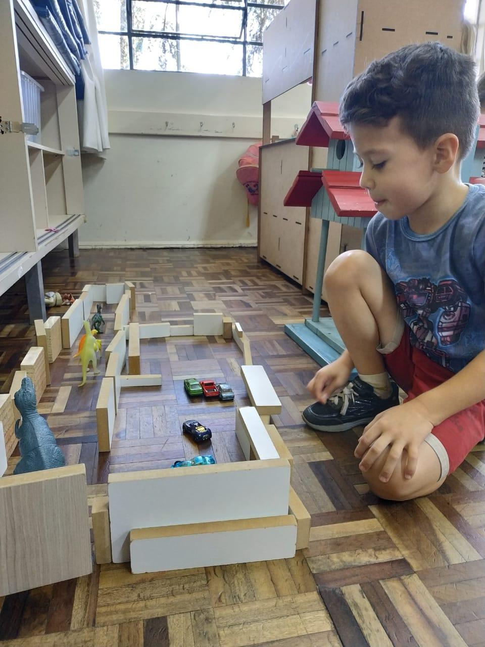 acolhimento educação infantil