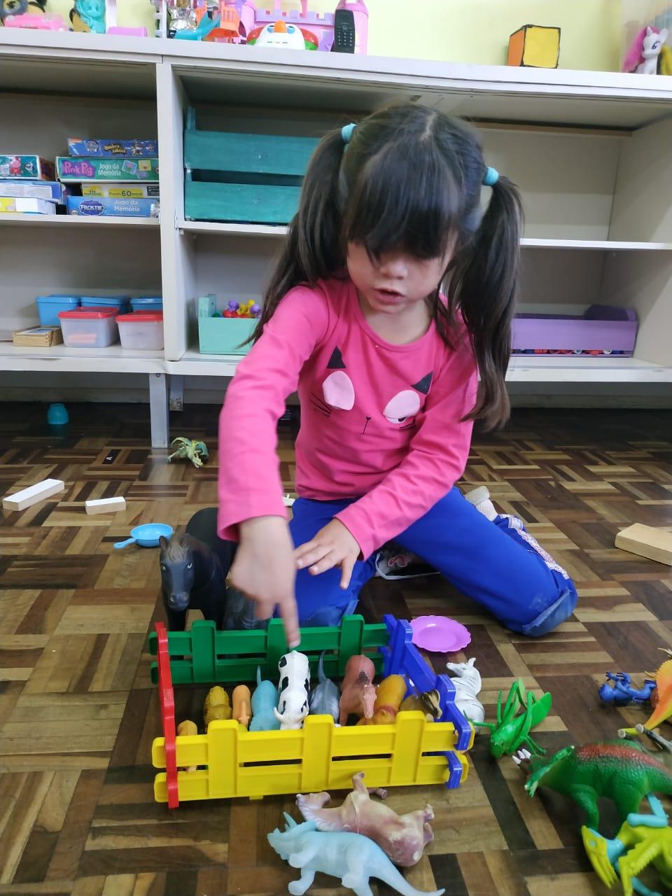 acolhimentoeducação infantil