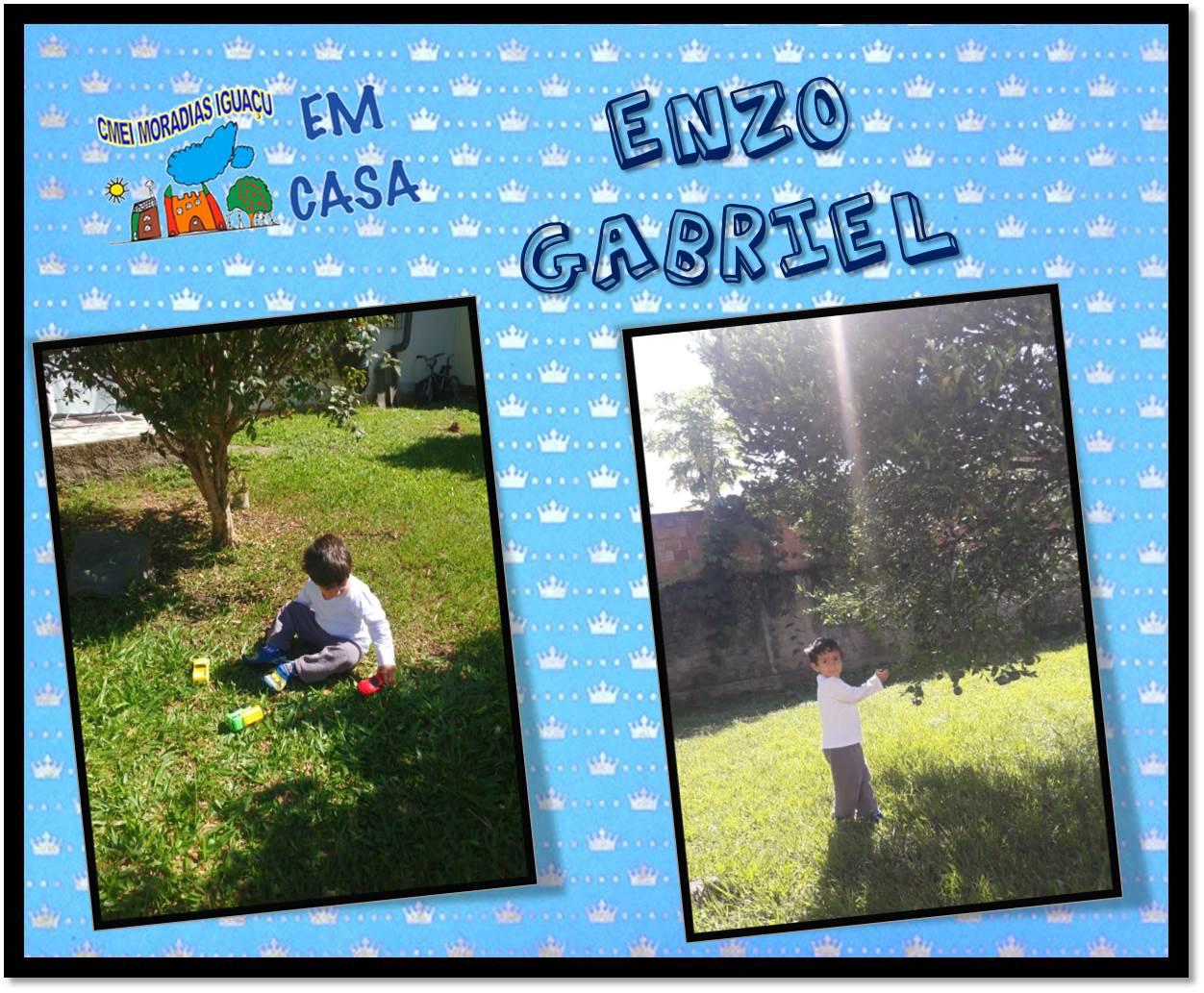 Enzo Gabriel