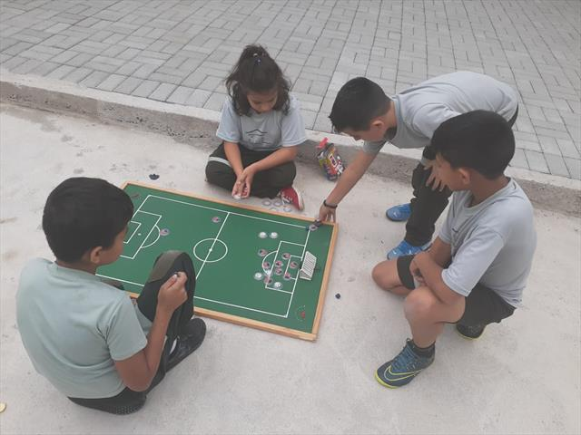 Brincar UEI