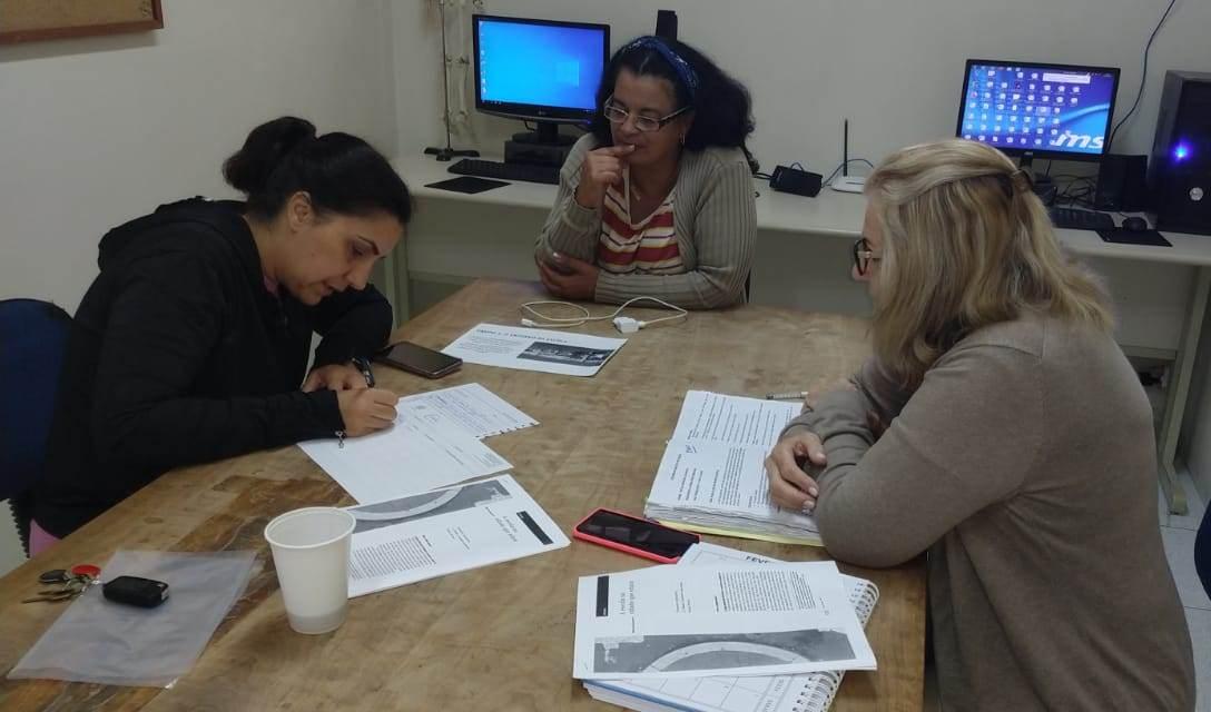 Grupos de estudos pedagógicos
