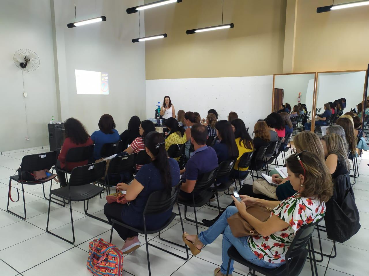 NRE Boa Vista realiza primeira reunião do ano letivo de 2020 com equipes gestora