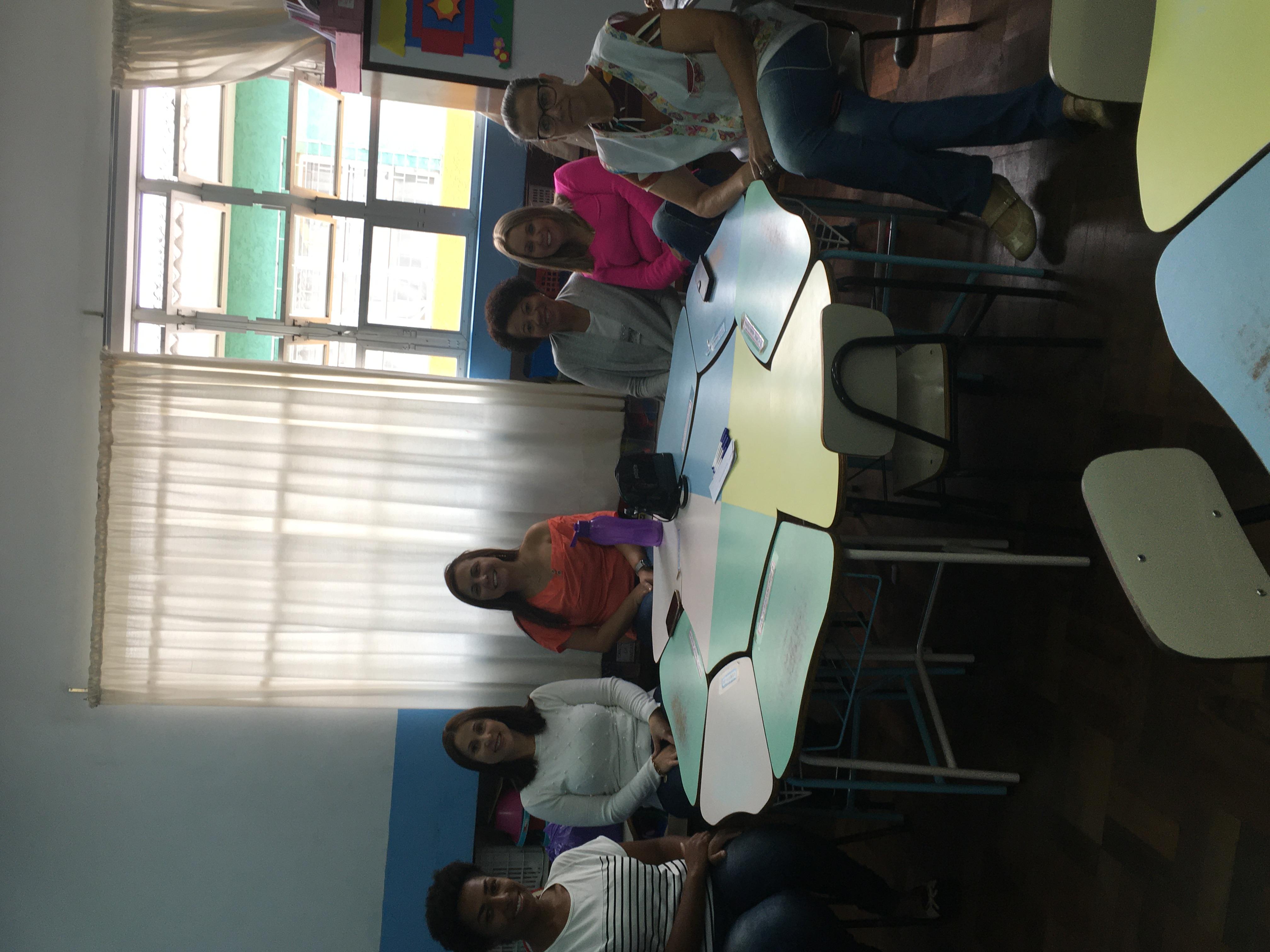 SÁBADO LETIVO - INTEGRAÇÃO COM AS FAMÍLIAS - COMEMORAÇÃO AO DIA INTERNACIONAL DA