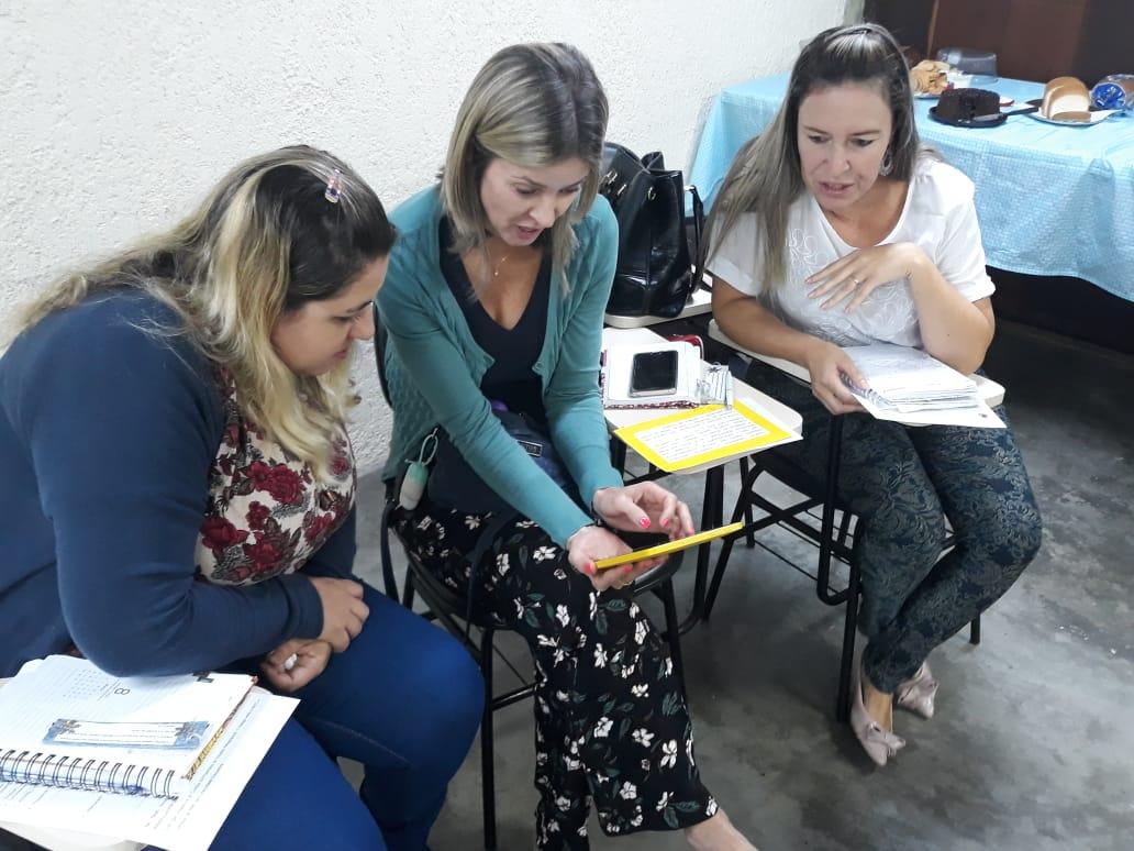 reuniao pedagogica