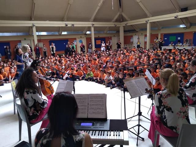 Orquestra Ladies Ensemble