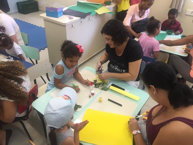 Família no CMEI: Uma construção constante