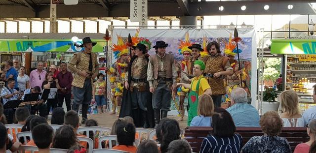 Curitibinhas da Regional Matriz Festejam os 327 anos de Curitiba