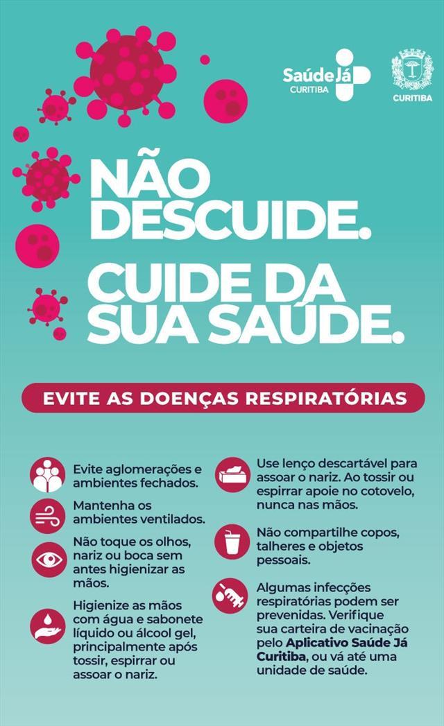 Curitiba reforça prevenção e vai suspender aulas na rede municipal de ensino