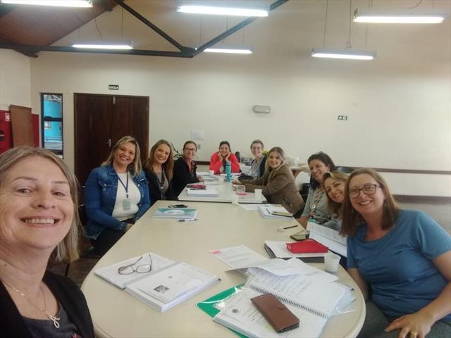 Reunião Equipe Multidisciplinar