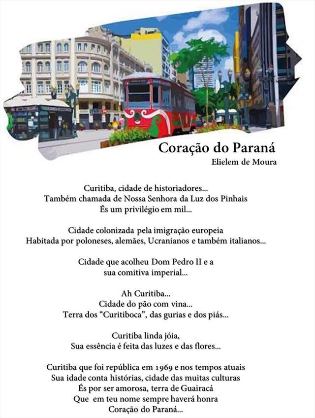 Parabéns para Curitiba.